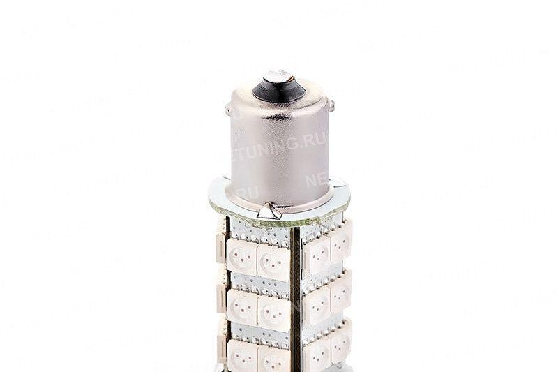 Светодиодная лампа P21W-36s50 со стабилизатором тока