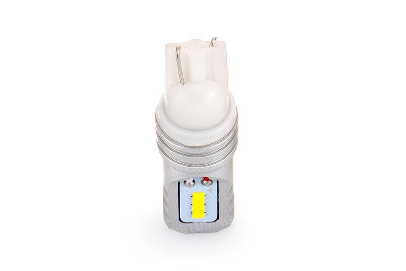Лампа W16W-6CSP светит ярче обычной