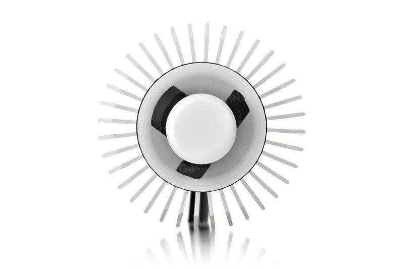 Светодиодная лампа Solarzen H27-20W с алюминиевым радиатором