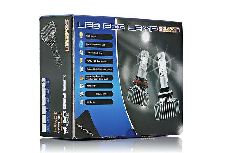 Картонная коробка Solarzen H27-20W