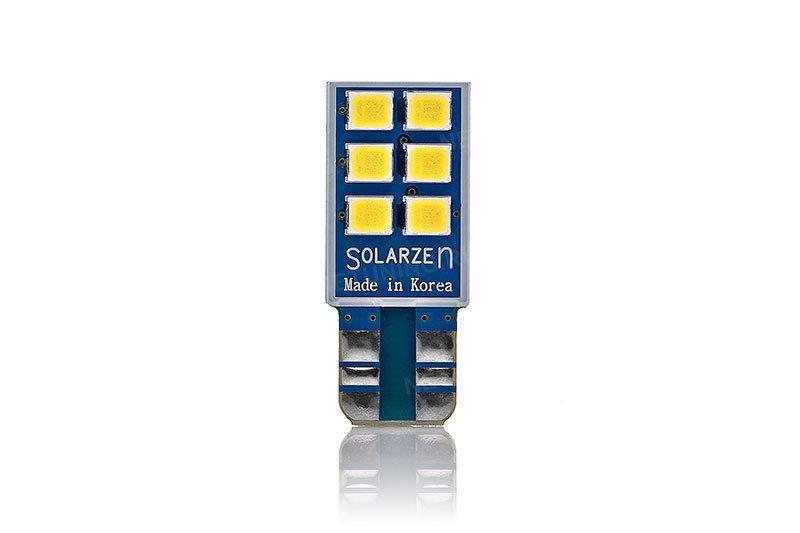 Светодиодная лампа Solarzen W5W-6s35sc