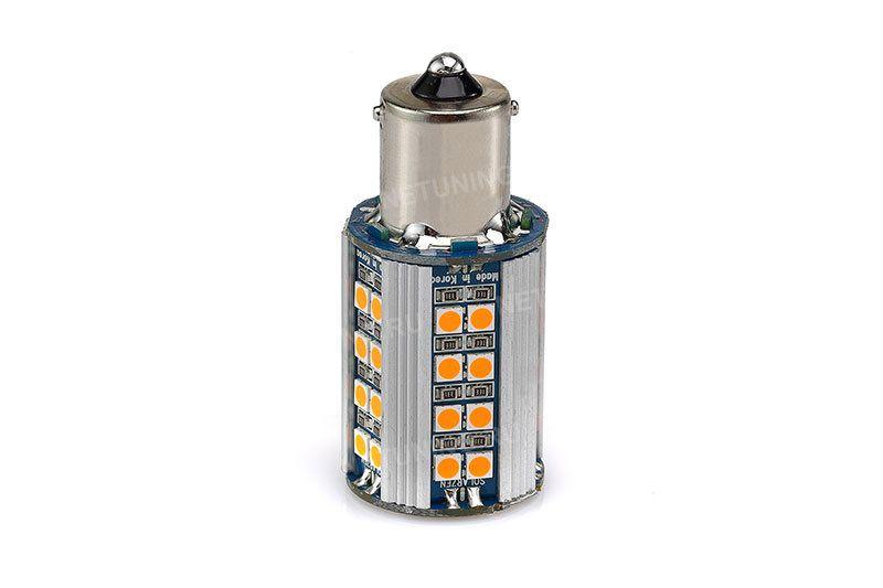Светодиодная лампа с обманкой P21W-48s30