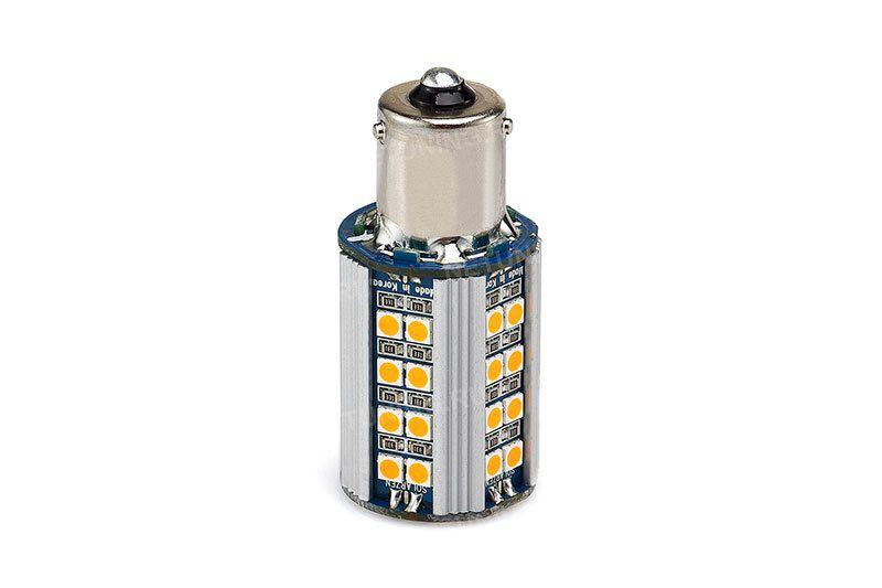 Светодиодная лампа с обманкой PY21W-48s30