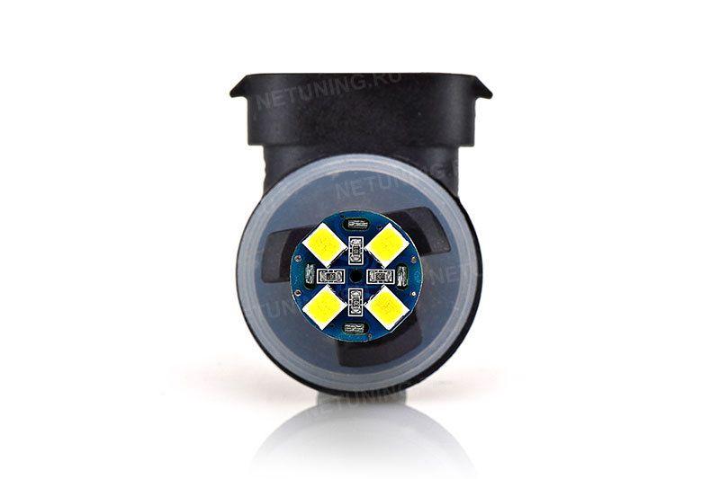 Лампочка Solarzen H27W2-28s35 вид спереди