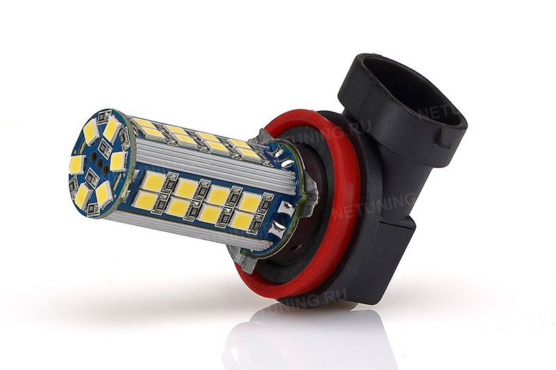 Светодиоды LG на лампах соларзен