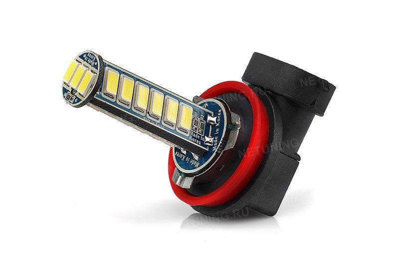 Светодиодная лампа H8 21s57 Solarzen