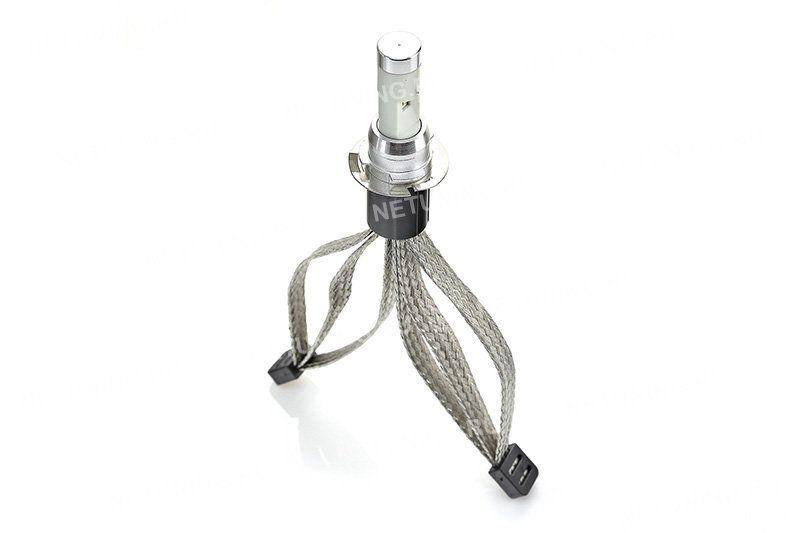 Лампы H15-R4B не излучают ультрафиолета