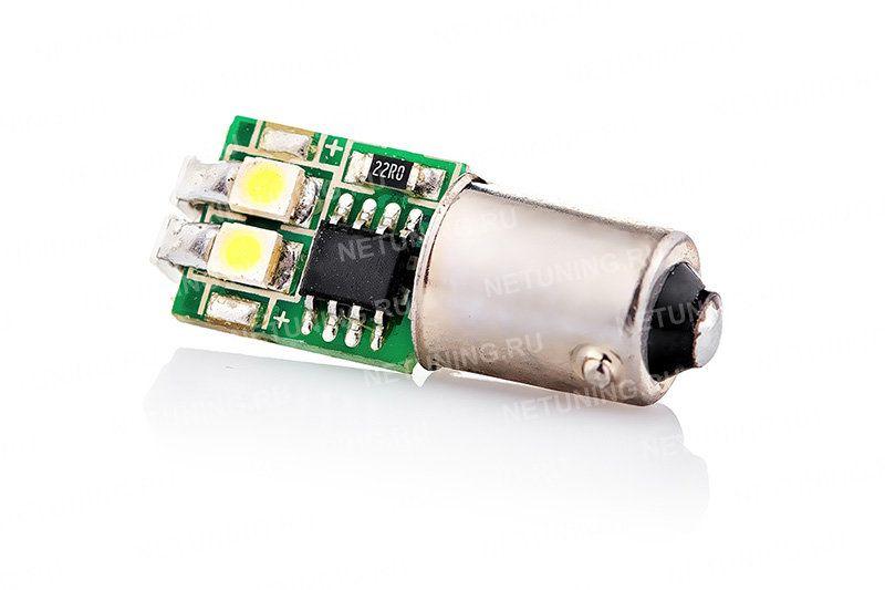 Внешний вид светодиодной лампы T4W-6s35