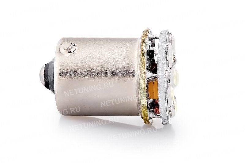 Охлаждение светодиодной лампы R5W-6s35hp