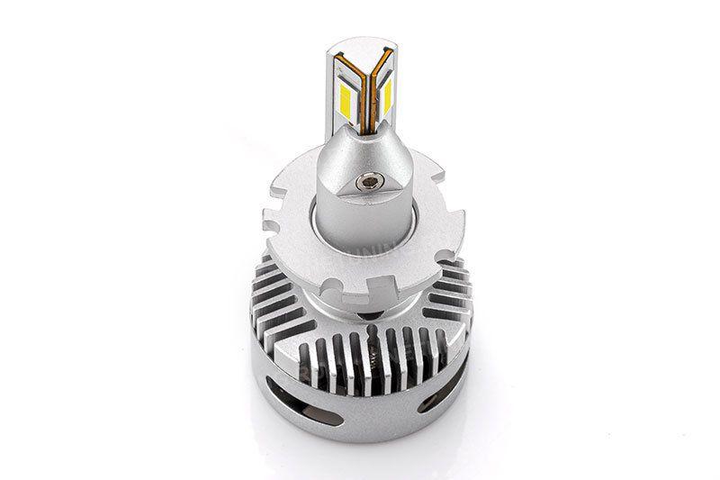 В конструкции ламп D2S-40W предусмотрена возможность регулировки СТГ