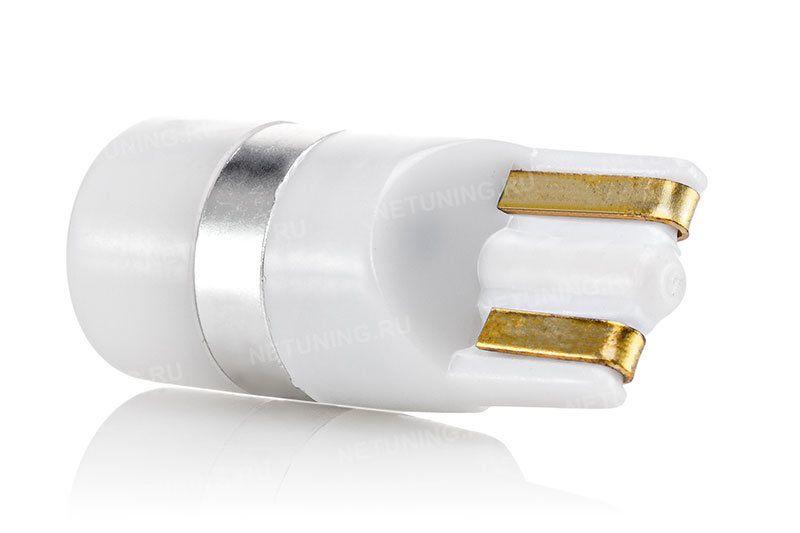 Внутри лампы один мощный светодиод