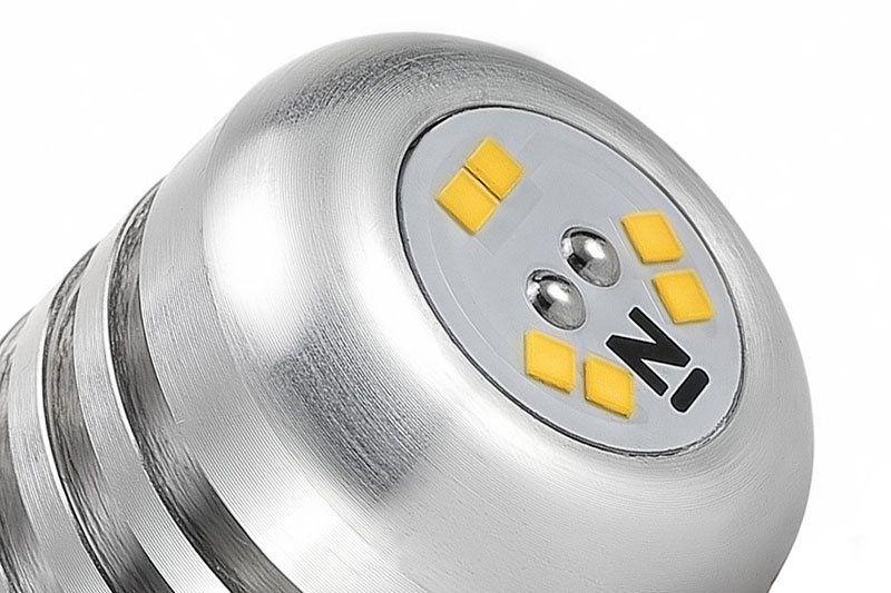 Светодиодная автомобильная лампа P21W-LP