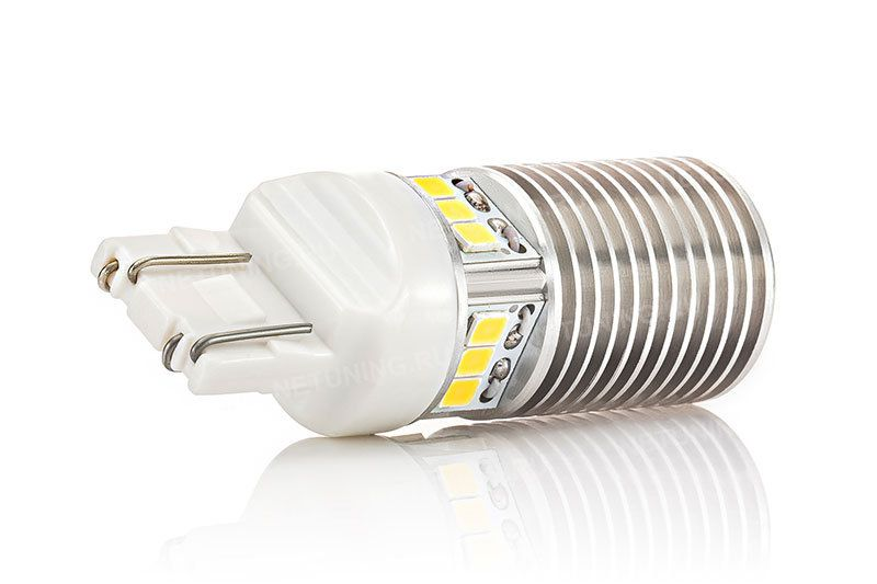 Светодиодная лампа W21/5W-15s35