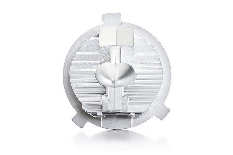 Цоколь ламп Н4-WX с тремя контактами