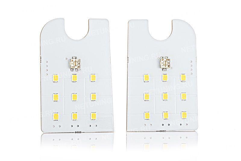 Лампы произведены компанией NeTuning в России