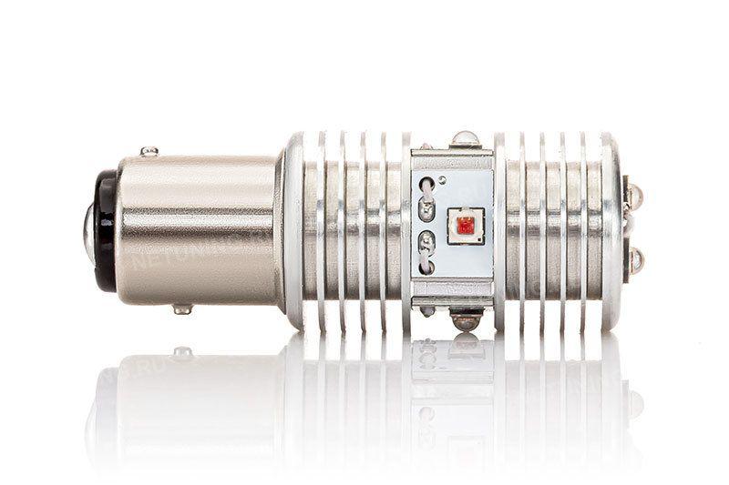 Светодиодная автомобильная лампа P21/5W светодиоды там, где нить накаливания
