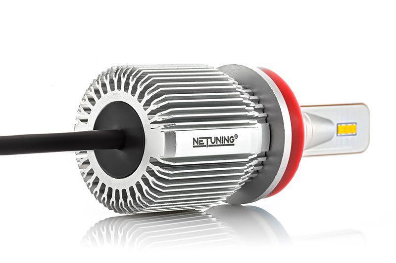 Радиатор H16-J2 сделан из алюминия
