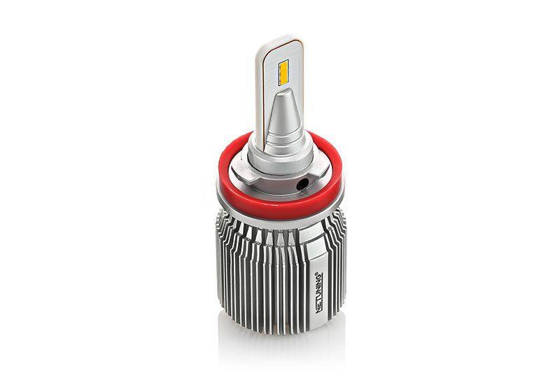 Светодиодные лампы H11-J2 применяются для замены галогенных ламп