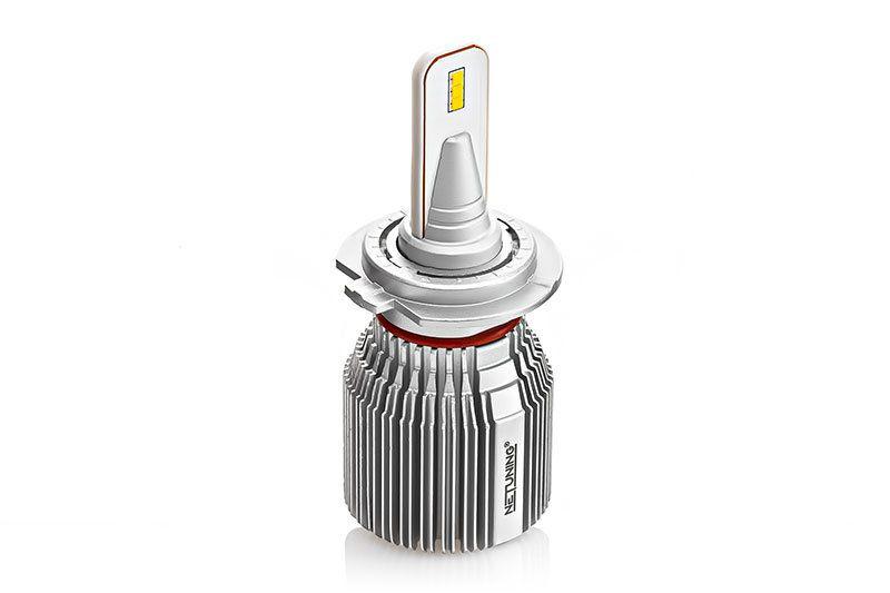 Светодиодные лампы H7-J2 применяются для замены галогенных ламп