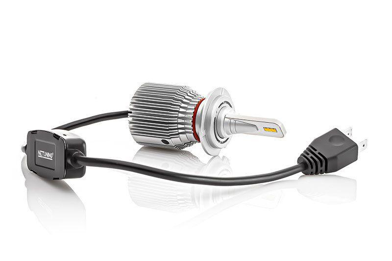 Лампа H7-J2 подходит в головной свет, есть стабилизатор тока