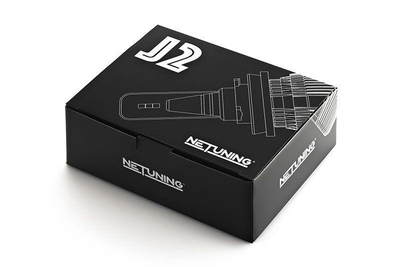 Светодиодные лампы H7-J2 внешний вид упаковки