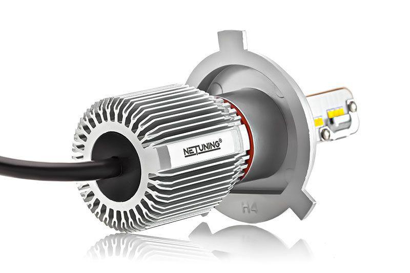 Радиатор H4-J2 сделан из алюминия
