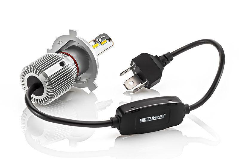 Лампа H4-J2 подходит в головной свет, есть стабилизатор тока