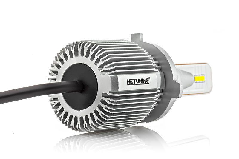 Радиатор HB3-J2 сделан из алюминия