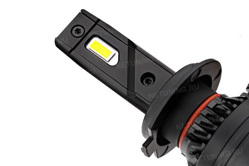 Лампа H7-45W со светодиодами ETI в 3 раза ярче галогенки