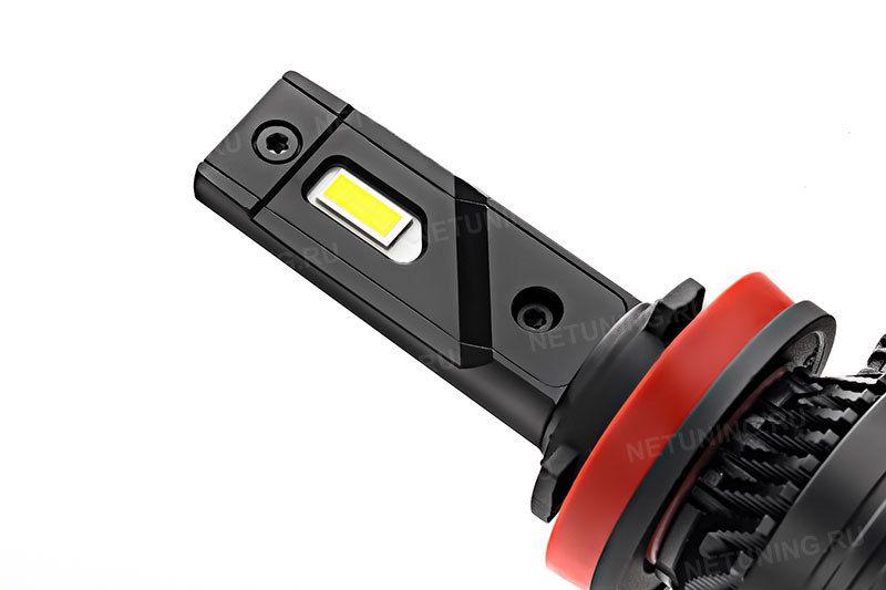 Лампа H9-45W со светодиодами ETI в 3 раза ярче галогенки
