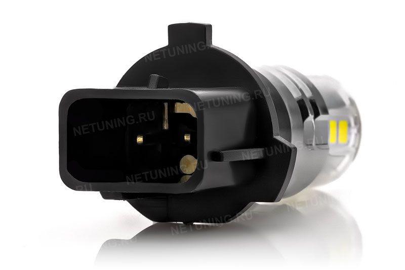 Светодиодная лампа P13W-12s30 со стабилизатором тока