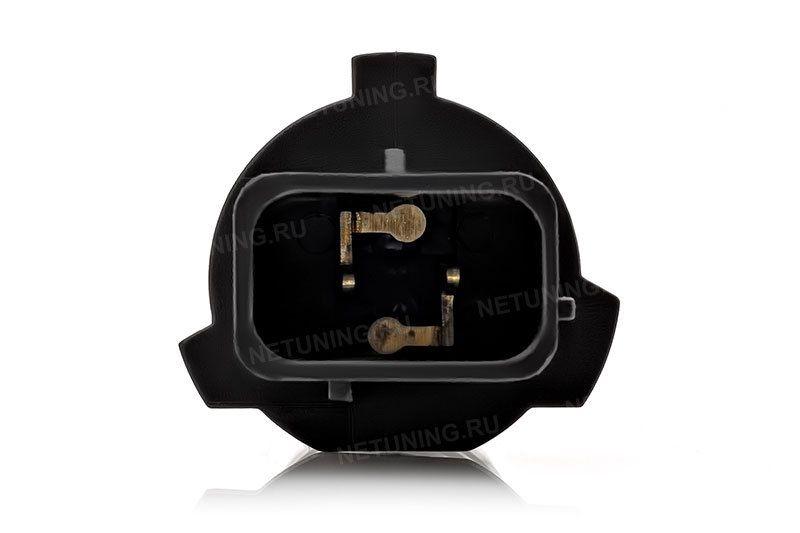 Светодиодная лампа P13W-12s30 вид спереди