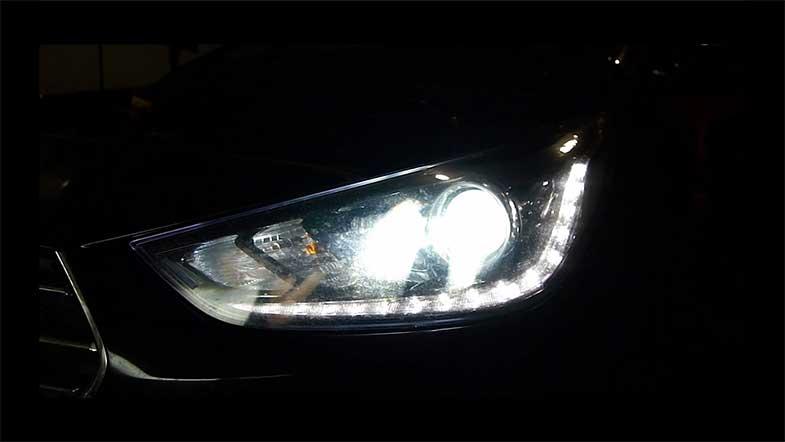 Светодиодные лампы NeTuning hb3-55w